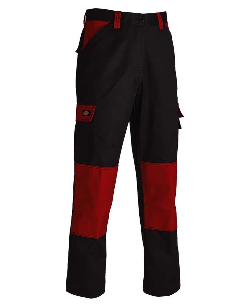 Pantalon de travail publicitaire robuste et confortable avec genouillères