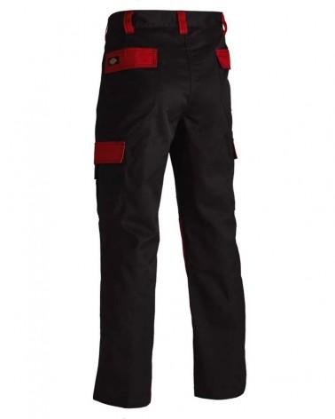 Pantalon de travail publicitaire résistant et confortable avec genouillères