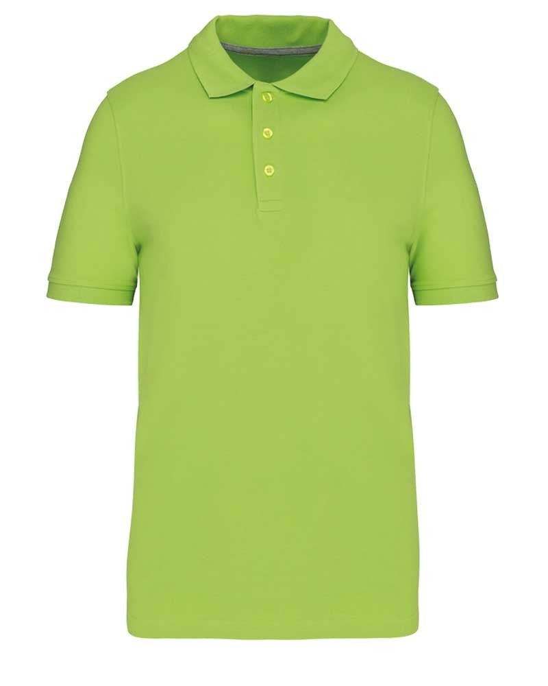 Polo chic manches courtes personnalisable