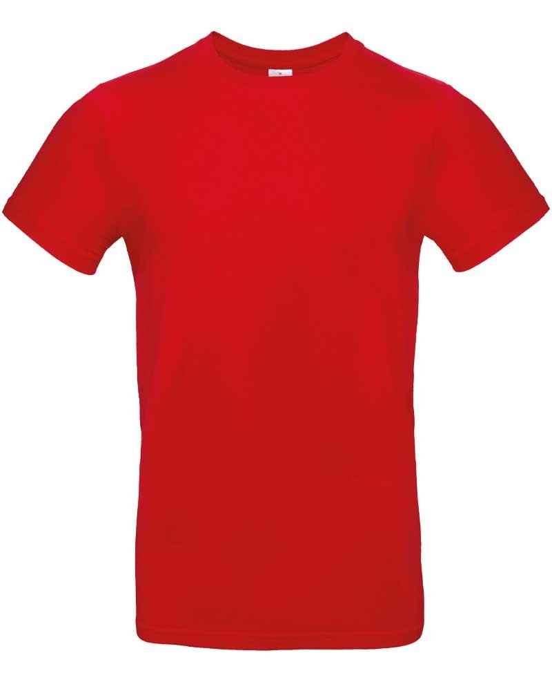 Tee-shirt homme coton Col rond personnalisable