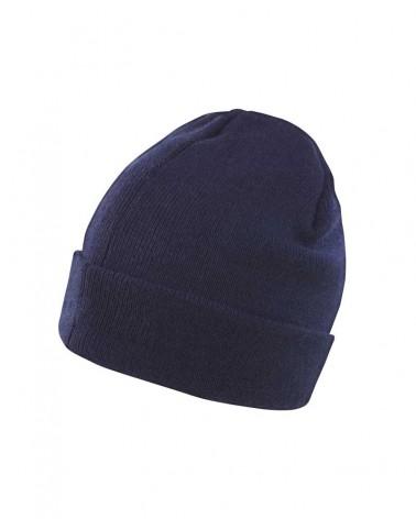 Bonnet chaud et léger et isolant Thinsulate™ mixte - Bleu marine