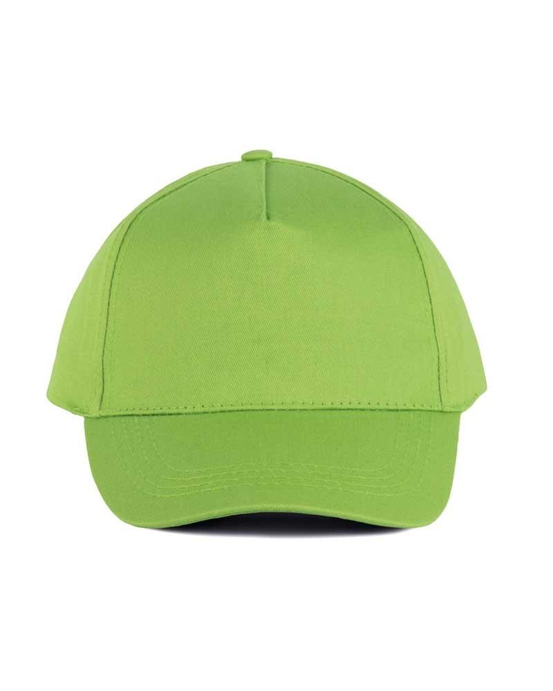 Casquette moderne et tendance réglable personnalisable - Vert citron