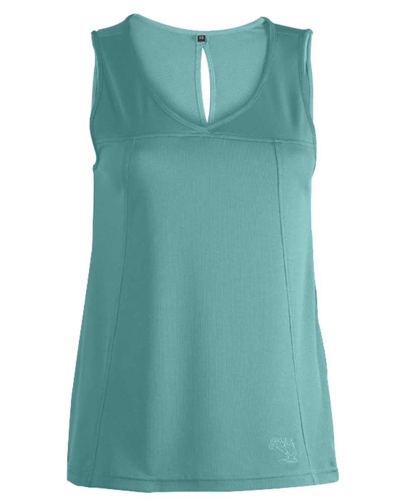 Débardeur très féminin respirant et léger Pure cool™ - coloris vert d'eau