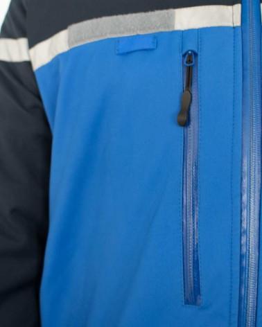 Veste Gendarmerie avec poche poitrine