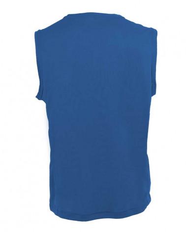 Débardeur sportif pour homme respirant et léger Pure cool™ - coloris jean