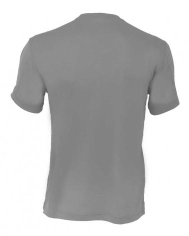 T-shirt technique homme Pure cool™ - coloris souris