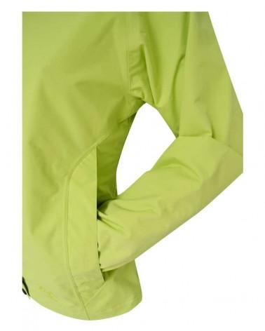 Coupe vent haut de gamme vert chartreuse