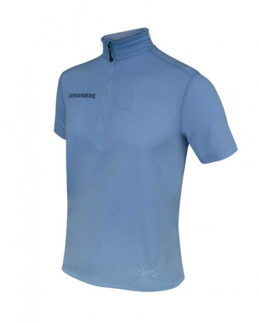 T-shirt manches courtes thermo-respirant