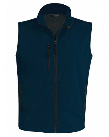 Gilet Softshell publicitaire